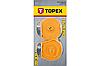 Ремни для стяжки багажа, 5м x 25мм, 2 шт. TOPEX (97X184)