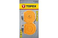 Ремни для стяжки багажа, 5м x 25мм, 2 шт. TOPEX (97X184), фото 1