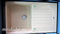 Мойка гранитная кухонная Blanco Zia 5 S жасмин, фото 1