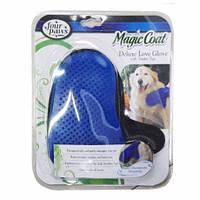 Варежка для вычесования  шерсти Magic Coat Dog Grooming