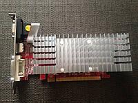 ВИДЕОКАРТА Pci-E RADEON 4350 c HDMI на 512 MB ГАРАНТИЕЙ ( видеоадаптер 4350 512mb  )