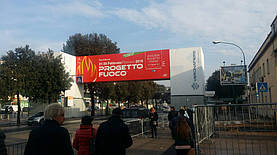Выставка Progetto Fuoco, Верона, Италия, 2018 2