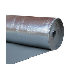 Полотно химически сшитое  ППЕ НХ 5 мм фольгированный