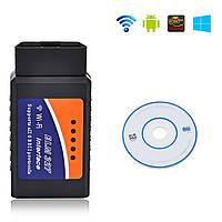 ELM327 WiFi версия v1.5 адаптер автосканер OBDII