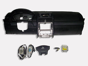 Подушки безопасности комплект 03-06 Mitsubishi Galant (DJ) 03-12 (Мицубиси Галант)  8635A040