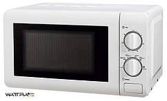⭐ Микроволновая печь GRUNHELM 20MX60-L (белая) 20л, 800 вт, механика (Грюнхельм)