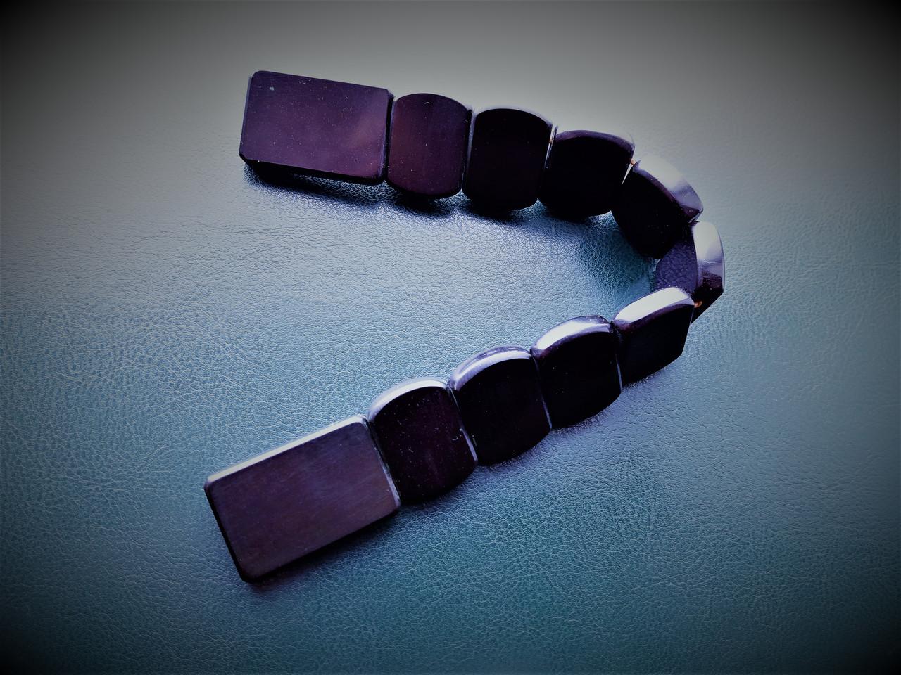 Чотки перекидні чорні