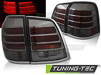 Фонари задние Toyota Land Cruiser FJ200 (тонированные)