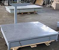 Весы товарные механические ВТ-2000Ш13 (2т)