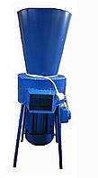 Соломорезка, сенорезка, измельчитель сена и соломы 2,2 кВт, 60 кг/час (Новый двигатель)