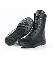 Ботинки с высокими берцами S099 O2, кожа