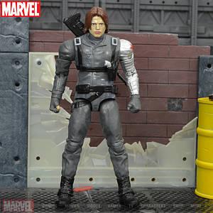 Фігурка Зимовий Солдат (Месники, Марвел), 18 см - Winter Soldier, Avengers, Marvel