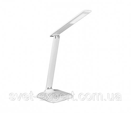 Світильник світлодіодний настільний DELUX TF-130 7 Вт LED білий, фото 2