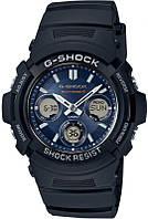 Мужские спортивные часы Casio G-Shock AWG-M100SB-2AER