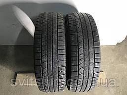 Шины бу зима 215/70R16 100T Pirelli Scorpion Ice&Snow (2шт) 5мм