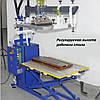Полуавтомат для  печати по объёмным предметам SCHULZE НАH 5080 (формат печати 50х80см)