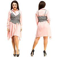 Платье Размеры: 50-52, 54-56, фото 1
