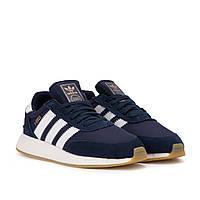 Кроссовки мужские Adidas INIKI RUNNER DK. Blue синие