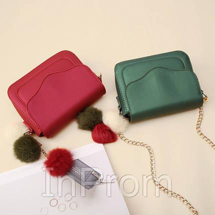 Сумка Hag Mini Green, фото 2