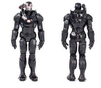 Фігурка Воїн (Військова Машина), 18 см - War Machine, Avengers, Marvel