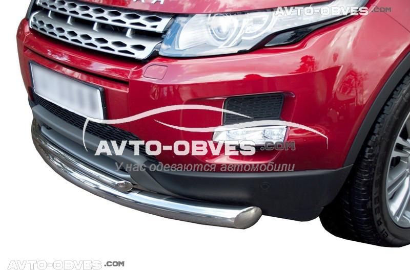 Дуга нижнього бампера подвійна Range Rover Evogue (під замовлення 5-7 днів)