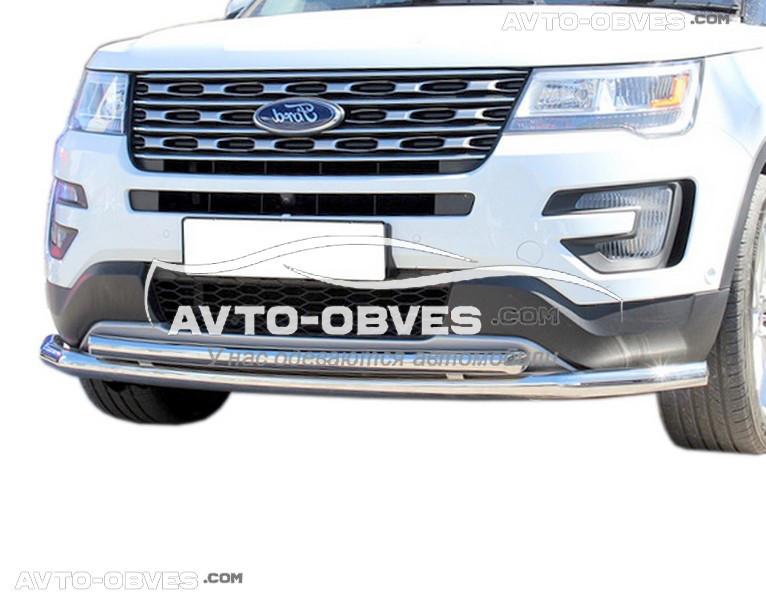 Подвійний вус для Ford Explorer 2016-2018 (Тамсан)