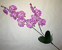 Искусственные цветы Орхидея фаленопсис с корнями (73 см) (12 шт)