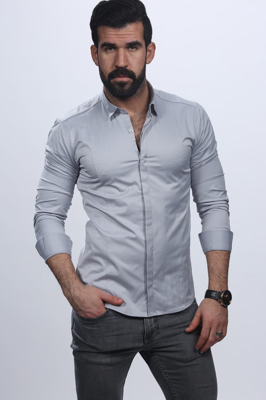 Cтильная мужская рубашка оптом и в розницу