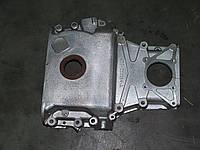 Крышка блока передняя  ЯМЗ 238Б-1002261-Б3 ( нов.обр  под теплообменник)  производство ЯМЗ