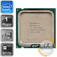 Процессор Intel Pentium 4 631 (1×3.00GHz/2Mb/s775) б/у