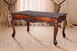 Стол деревянный журнальный «Скарлет» для гостиной (серия Палермо)
