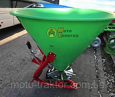 Разбрасыватель удобрений Strumyk S-500 Польша (пластик)