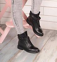 Стильные женские деми ботинки,39-й - 25см, фото 1