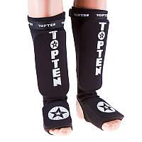 Спортивная защита для ног TopTen размер S, M, L, XL, фото 1