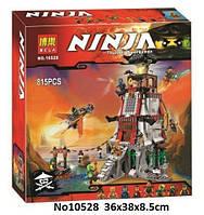 Конструктор Bela 10528 Ninja Ninjago Осада маяка