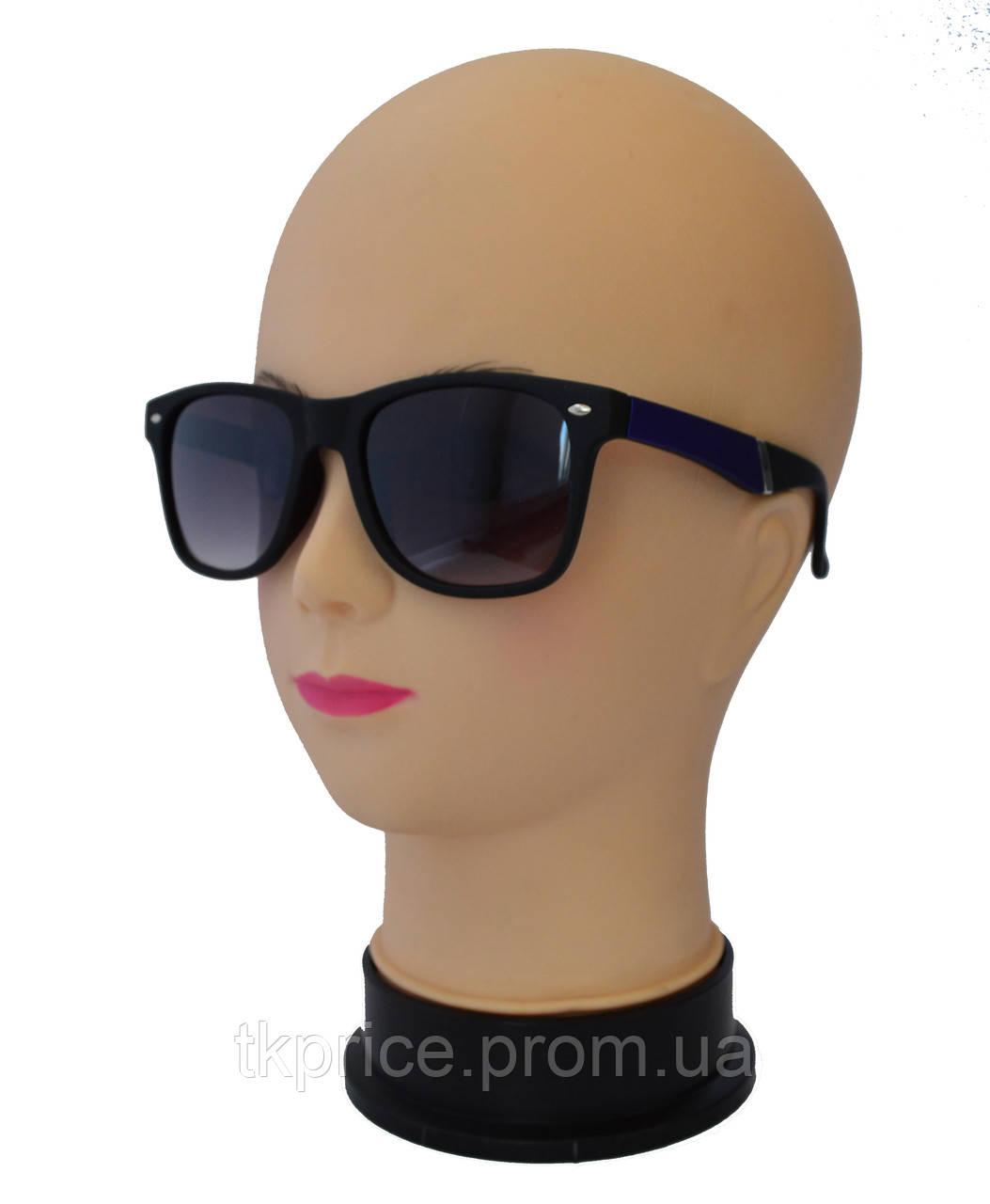 Солнцезащитные очки унисекс качественная реплика Ray Ban матовые