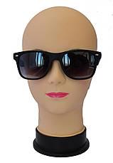 Солнцезащитные очки унисекс качественная реплика Ray Ban матовые, фото 2