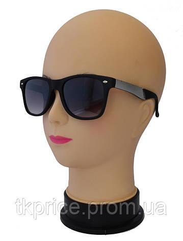 Солнцезащитные очки унисекс Ray Ban матовые, фото 2