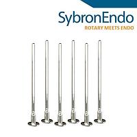 Иглы серебряные система Обтура Obtura needles