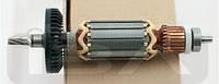 Якорь (ротор) прямошлифовальной  Makita GD 0810 C 515214-3