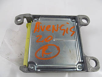 Блок управления AIRBAG 06-09 Toyota Avensis T25 03-09 (Тойота Авенсис Т25)  8917005190
