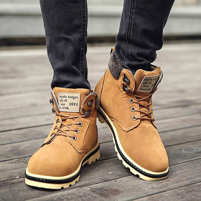 Купить ботинки мужские