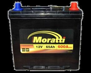 Аккумулятор Moratti 6СТ-65-АЗ (0) Asia