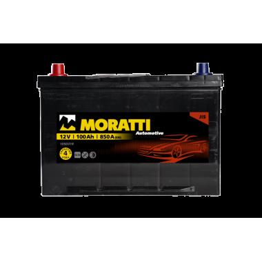 Аккумулятор Moratti 6СТ-100-АЗ (1) Asia