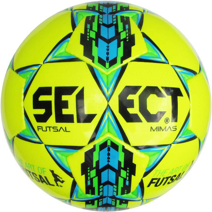 Футзальный мяч Select Futsal Mimas IMS размер 4 желтый