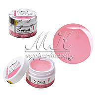 УФ-гель RuNail Камуфлирующий Pink (Розовый) 15 г