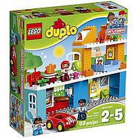 Конструктор LEGO DUPLO Семейный дом (10835)