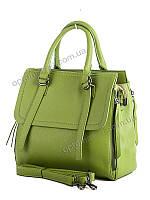 Сумка женская Lucky bags H170 green