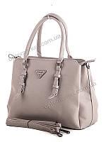 Сумка женская Lucky bags H25 l.grey