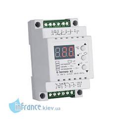 Терморегулятор terneo k2 (двухканальный)